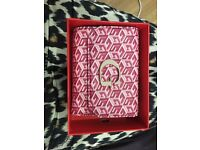 Guess pink wallet never used