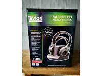 FM Cordless Headphones