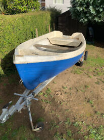 Orkney Spinner Project Boat