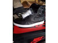 Nike air Jordan 1 retro high og. Uk size 9.5