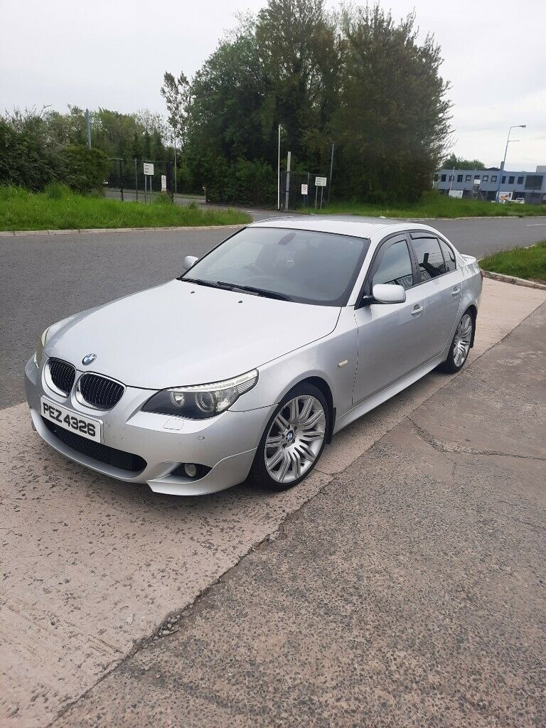 07 BMW 530 msport
