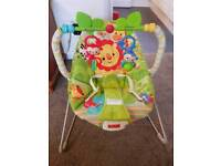Fisher Price Rainforest Baby Bouncer