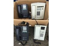 Box of x4 Old Payphones