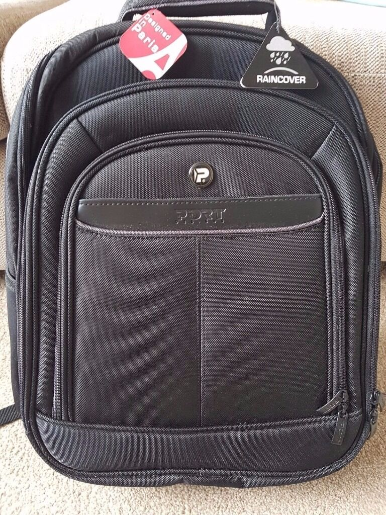 Port Designs 170204 laptop bag backpack with rain cover