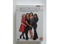 Mistresses series 1 & 2 new unopened