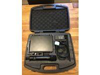 Wharfedale USX-800 radio microphone