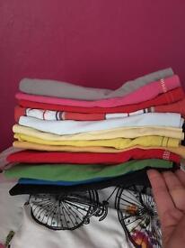 boys 6-7years bundle of tops.