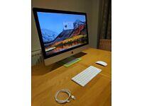 """Apple iMac 27"""" i5 3.2GHz 8GB RAM 1TB Fusion Drive AMD R9 M390 2GB"""