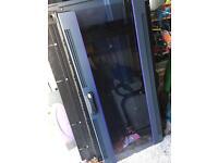Apw server cabinet rack 24u bargain!!!