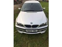 Bmw 3 series 2003 restyling in very good condition full leather