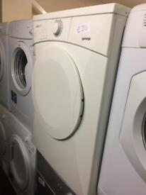 GORENJE 6KG VENTED TUMBLE DRYER VERY GOOD CONDITION 🌎🌎
