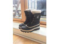SOREL Caribou Snow Boots - Women's 6 UK