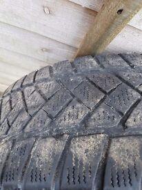 Dunlop winter sport m2