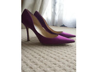 Jimmy Choo Heels - Purple - Size 42