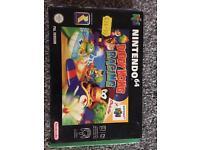 Diddy Kong racing n64 game
