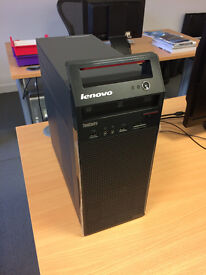 Lenovo desktop pc - i5 - used but in mint condition