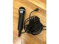 Guitar Hero Microphone, For Xbox, Playstation, Wii USB