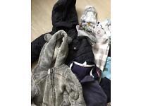 6-9 months boy bundle winter
