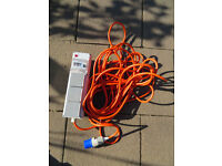 18 METRE HOOK CABLE