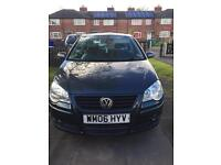 Volkswagen Polo 2006 plate. 1.2 5dr