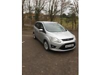 Ford C-Max, Cmax, 2.0 diesel automatic 7 seater