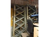 Dexion pallets racking