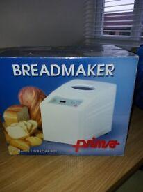 Brand new breadmaker still in box