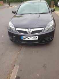 Vauxhall vectra black December 2017 full history good in fuel disel new tires engine is perfect