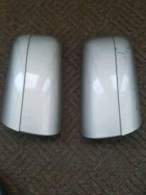 Mercedes w210 e class w202 c class mirror covers used