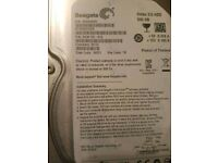 Hard Drive Seagate Desktop Hard Drive Video 3.5 Inch- HDD 500 GB