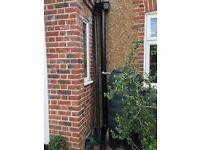 Pre Used 75mm diameter rainwater pipe