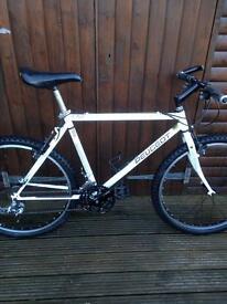 "Peugeot High Altitude Retro mountain bike 19"" frame"