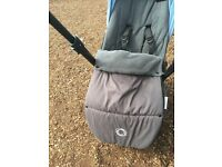 Bugaboo bee3 foot muff for sale!
