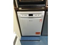New Ex-Display Hotpoint FDFSM3111P Dishwasher White £150