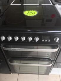 Hotpoint ultima 60cm Electric Cooker can deliver