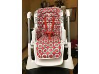 Baby high chair