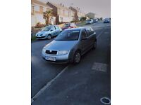 Skoda Fabia 1.4 5 Door Hatchback, 2002 Reg