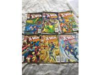 1997 x men comics