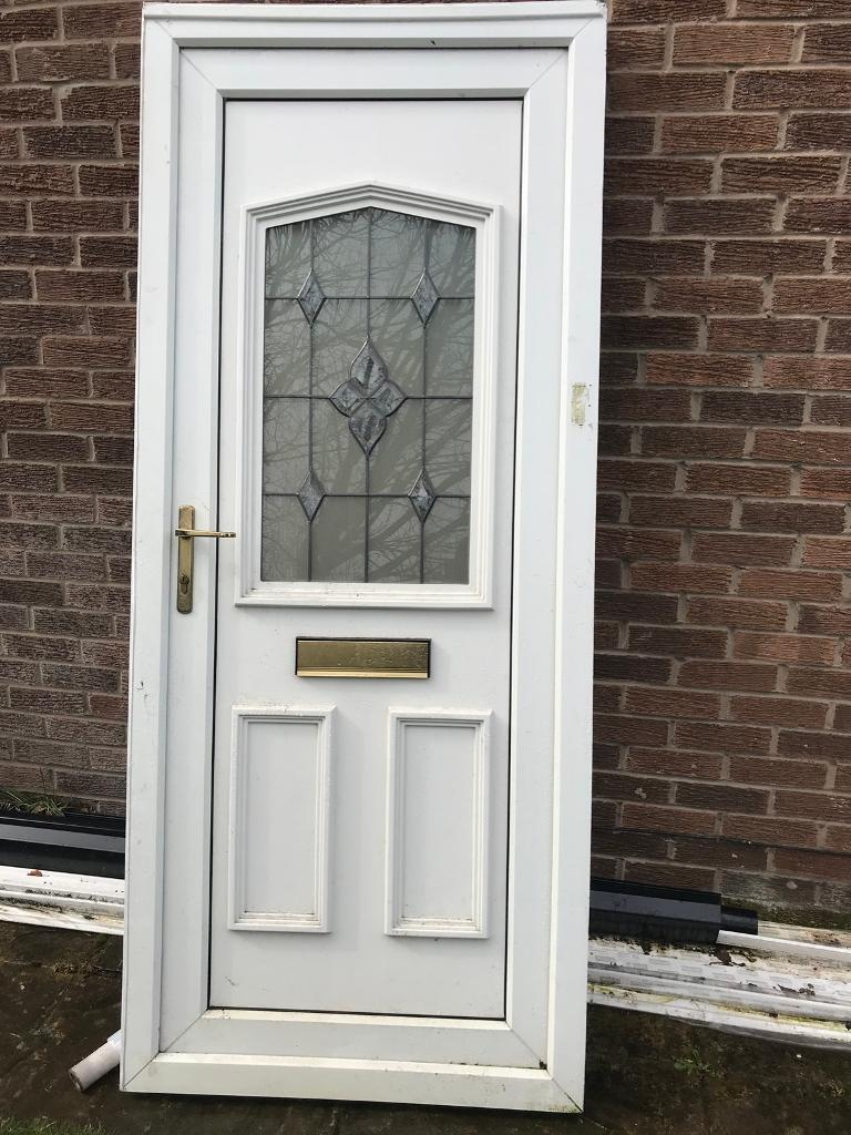 Used Upvc Door And Frame In Cheadle Hulme Manchester