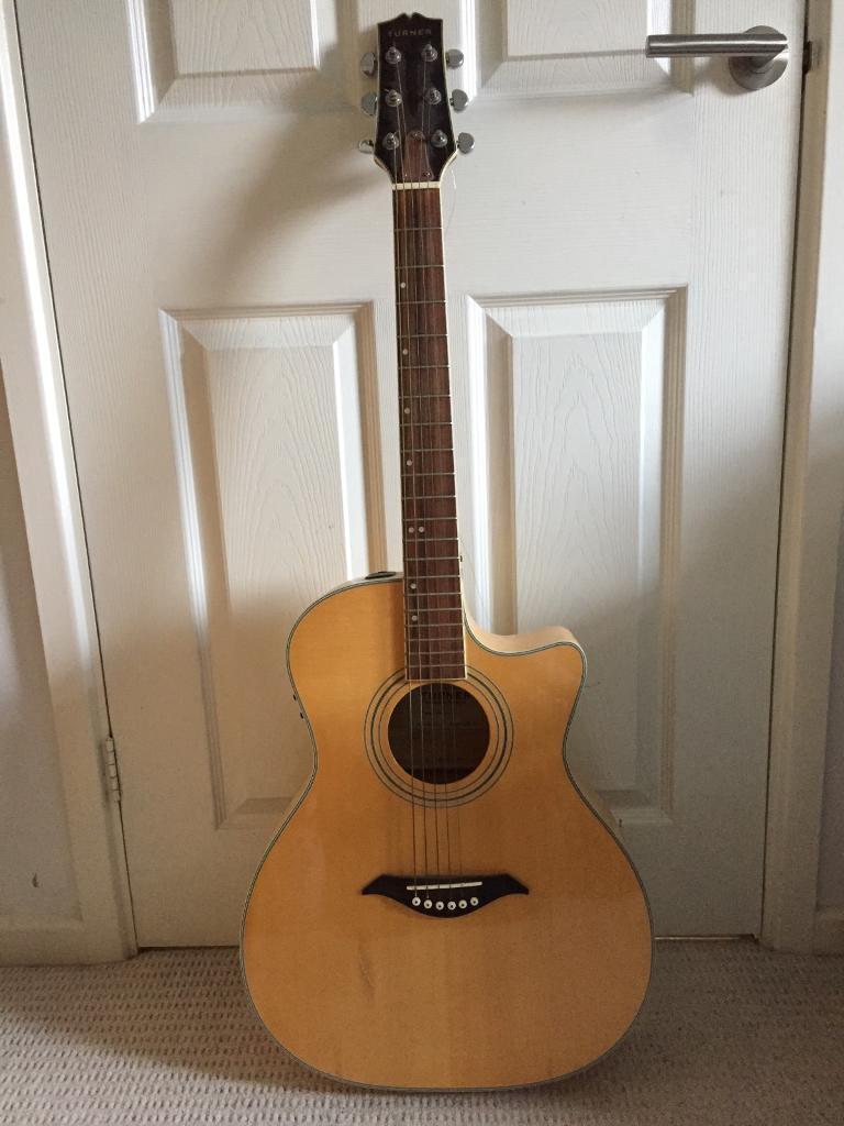 Turner 64CE Guitar