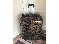 Lightweight suitcase