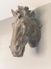 Next horse head wall mount