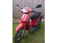 Honda SH50 - Cheap Learner or Commuter Bike