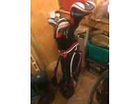 Fazer Full set of golf clubs
