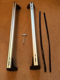 BMW roof bars from 3 series 2009