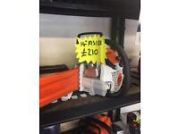 New Stihl chainsaw MS181