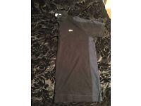 Lacoste half zip polo shirt . XL
