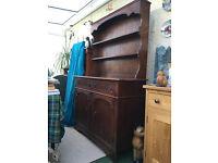 Kitchen or lounge dresser