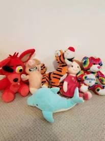 Soft toy bundle