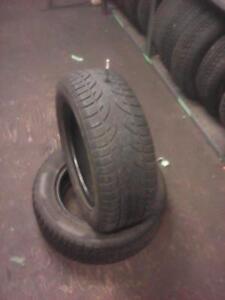 225/60R16 (2) winter,  ESKAY WINTER + tires with 7mm tread